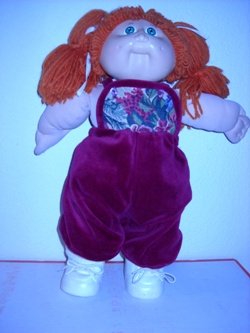 Cabbage Patch Pg 1